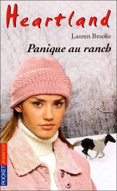 Couverture Heartland, tome 36 : Panique au ranch