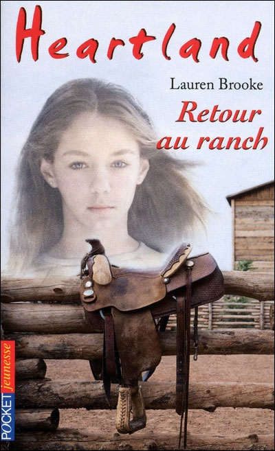 Couverture Heartland, tome 40 : Retour au ranch
