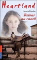 Couverture Heartland, tome 40 : Retour au ranch Editions Pocket (Jeunesse) 2011