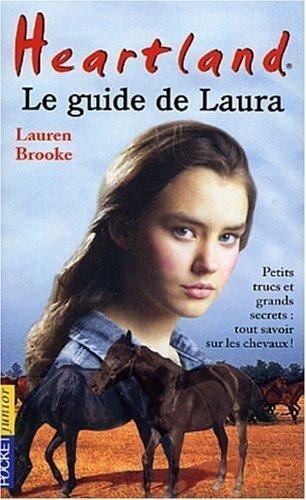 Couverture Heartland, tome hs : Le guide de Laura