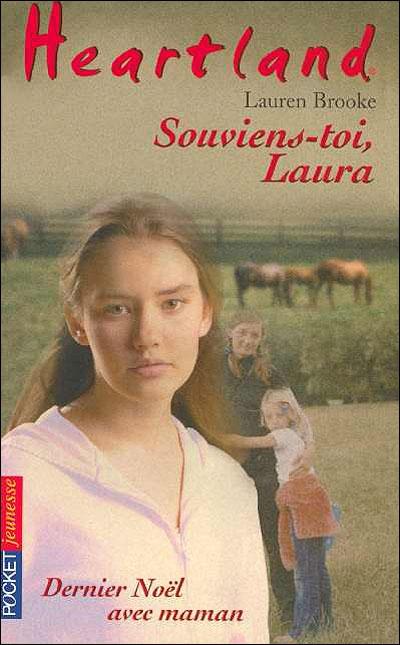 Couverture Heartland, tome hs : Souviens-toi, Laura