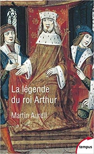 Couverture La légende du roi Arthur