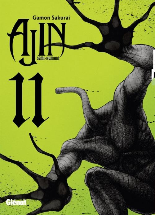 Couverture Ajin, tome 11