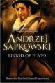 Couverture Sorceleur, tome 3 : Le sang des elfes Editions Gollancz (Fantasy) 2009