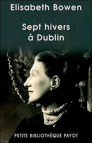 Couverture Sept hivers à Dublin