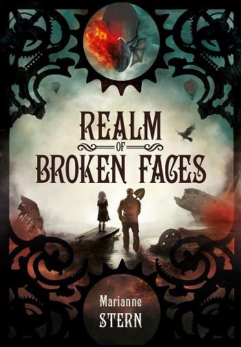 Couverture Récits du monde mécanique, tome 3 : Realm of Broken Faces