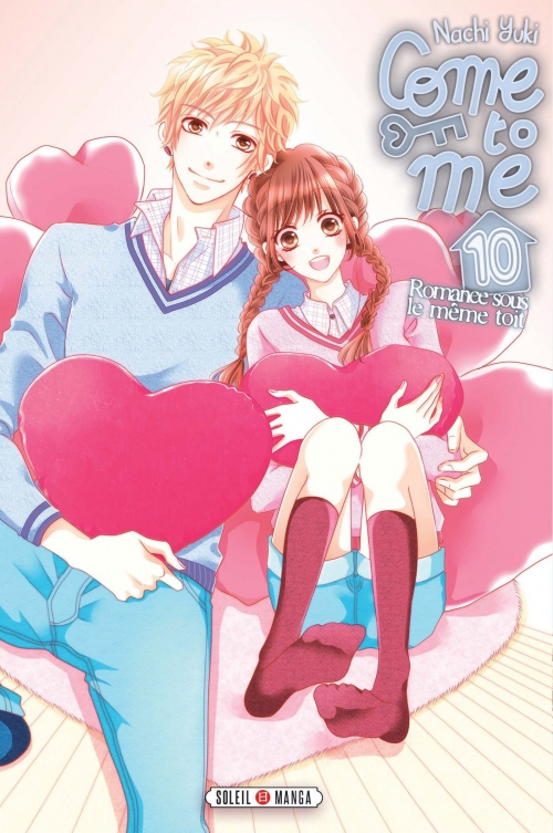 Couverture Come to me, tome 10