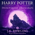 Couverture Harry Potter, tome 3 : Harry Potter et le prisonnier d'Azkaban Editions Audible studios 2017