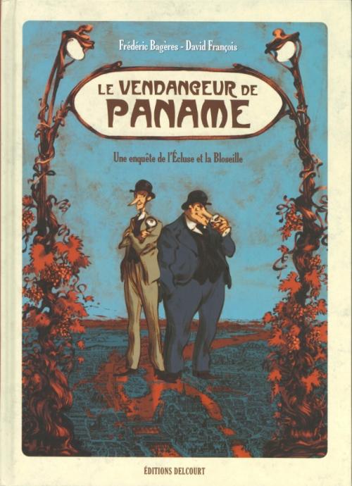 Couverture Le vendangeur de Paname