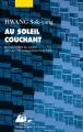 Couverture Au soleil couchant Editions Philippe Picquier (Corée) 2017