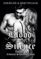 Couverture Blood of silence, tome 7 : Creed & hurricane Editions Autoédité 2018