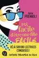 Couverture Pas facile d'être une fille facile Editions J'ai Lu (Lj) 2018