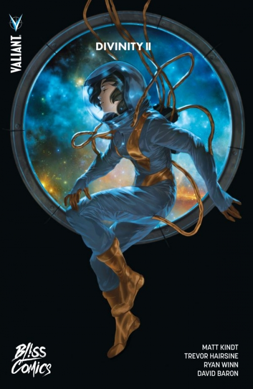 Couverture Divinity, tome 2