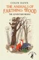 Couverture Les animaux du bois de Quat'sous Editions Puffin Books 2016