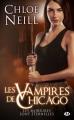 Couverture Les vampires de Chicago, tome hs : Les morsures sont éternelles Editions Milady (Bit-lit) 2018