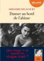 Couverture Danser au bord de l'abîme Editions Audiolib 2017