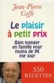 Couverture Le plaisir à petit prix Editions de Noyelles 2009