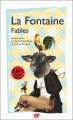 Couverture Fables Editions Flammarion (GF) 2017