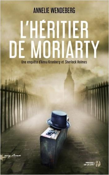 Couverture L'héritier de Moriarty