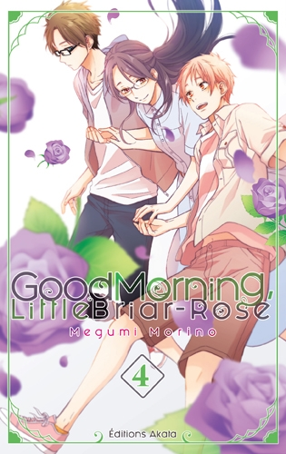 Couverture Good morning little briar-rose, tome 4
