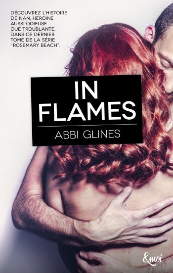 Couverture Rosemary Beach, tome 13 : In flames