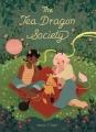 Couverture Le Cercle du Dragon-Thé Editions Oni Press 2017