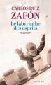 Couverture Le labyrinthe des esprits Editions Actes Sud 2018