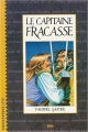 Couverture Le capitaine Fracasse Editions Lito 1995