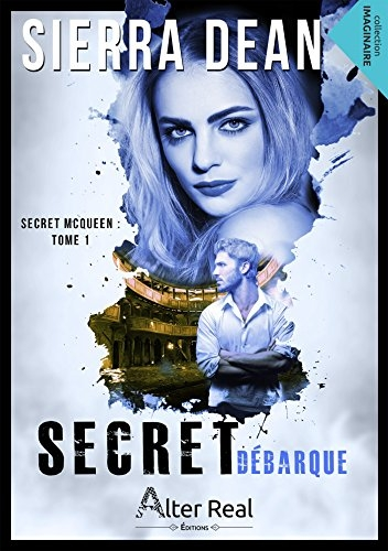 Couverture Secret McQueen, tome 1 : Secret débarque