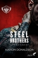 Couverture Steel brothers, tome 1 : Châtiment Editions Black Ink 2018