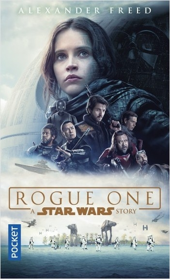 Couverture Star Wars : Rogue One