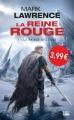 Couverture La reine rouge, tome 1 : Le prince des fous Editions Bragelonne (Fantasy) 2018