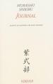 Couverture Journal Editions Verdier 2014