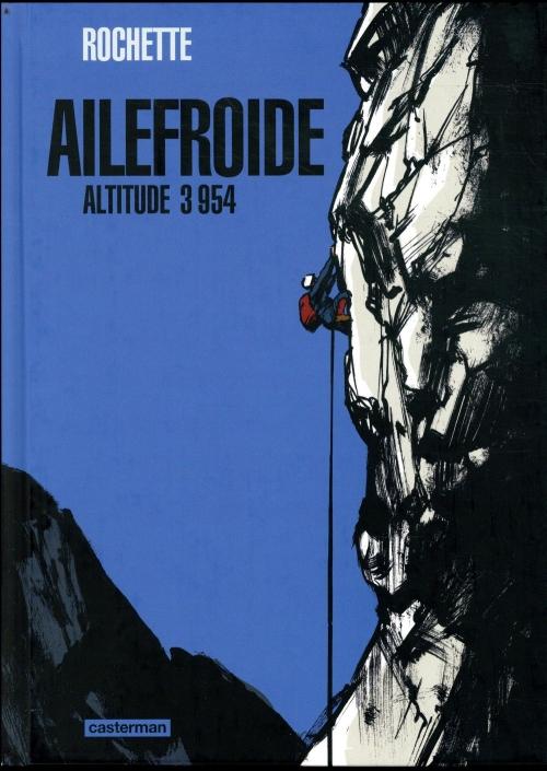 Couverture Ailefroide : Altitude 3954