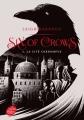 Couverture Six of Crows, tome 2 : La cité corrompue Editions Le Livre de Poche (Jeunesse) 2018