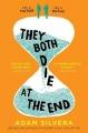 Couverture Et ils meurent tous les deux à la fin Editions Simon & Schuster (Books for Young Readers) 2017