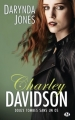 Couverture Charley Davidson, tome 12 : Douze tombes sans un os Editions Milady 2018
