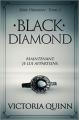 Couverture Obsidian, tome 2 : Black diamond Editions CreateSpace 2018