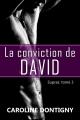 Couverture Supras, tome 3 : La conviction de David Editions Autoédité 2018
