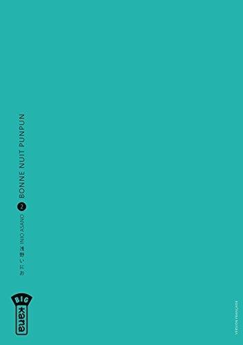 Couverture Bonne nuit Punpun, tome 02