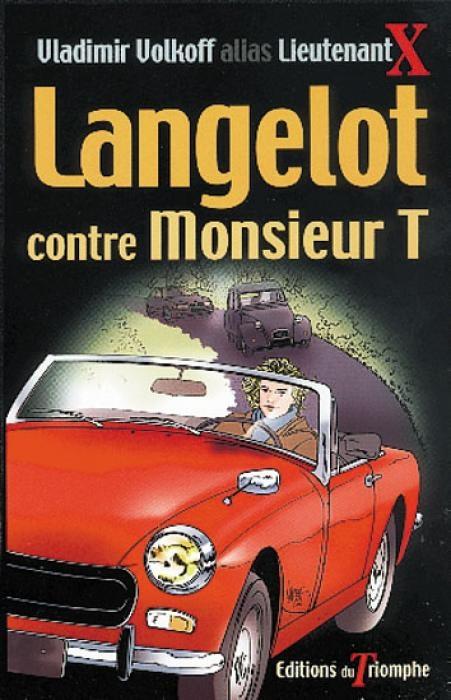 Couverture Langelot contre monsieur T