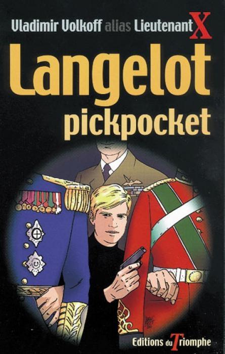 Couverture Langelot pickpocket