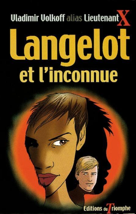 Couverture Langelot et l'inconnue