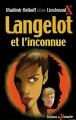 Couverture Langelot et l'inconnue Editions Du Triomphe 2003