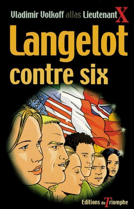 Couverture Langelot contre 6