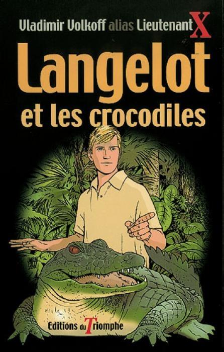 Couverture Langelot et les crocodiles