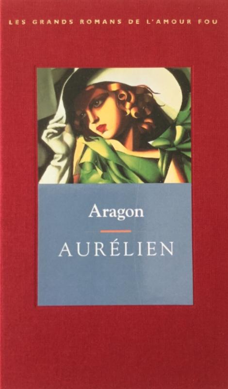 Couverture Aurélien