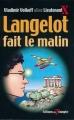 Couverture Langelot fait le malin Editions Du Triomphe 2003