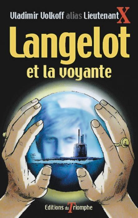 Couverture Langelot et la voyante