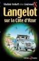 Couverture Langelot sur la Côte d'Azur Editions Du Triomphe 2003